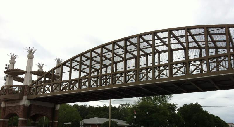 Orange County Trail Bridge Rails To Trails