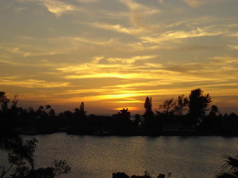 Bonita Bay Sunset