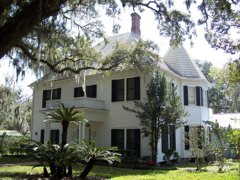 William Sherman Jennings House Brooksville