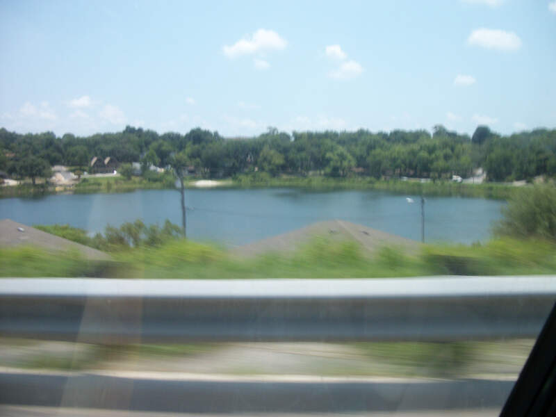 Lake Sunnyside From Fl In Clermontc Florida