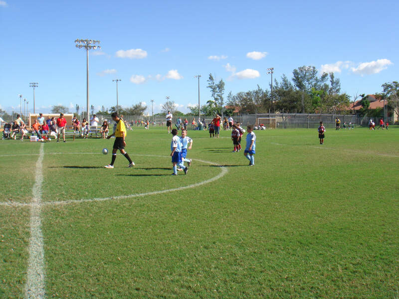 Coral Springs Youth Soccer League Gamec Cypress Park