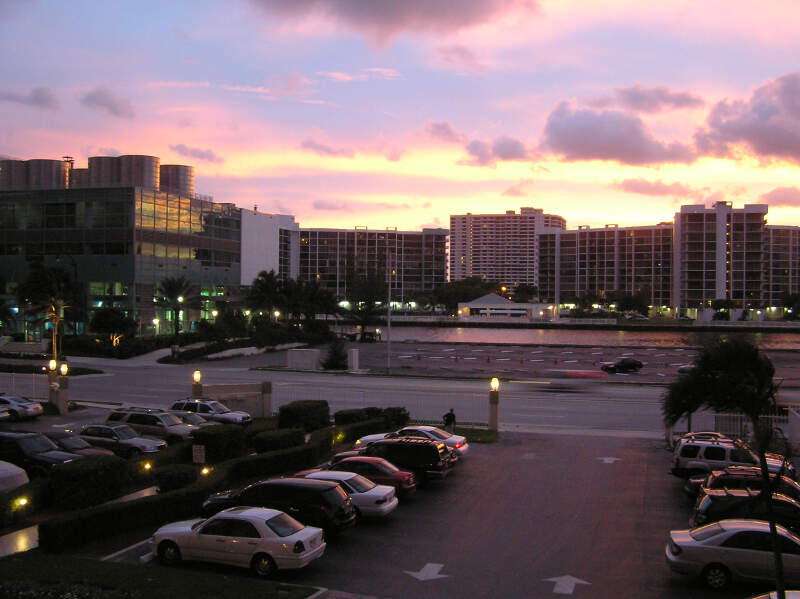 Living In Hallandale Beach, FL