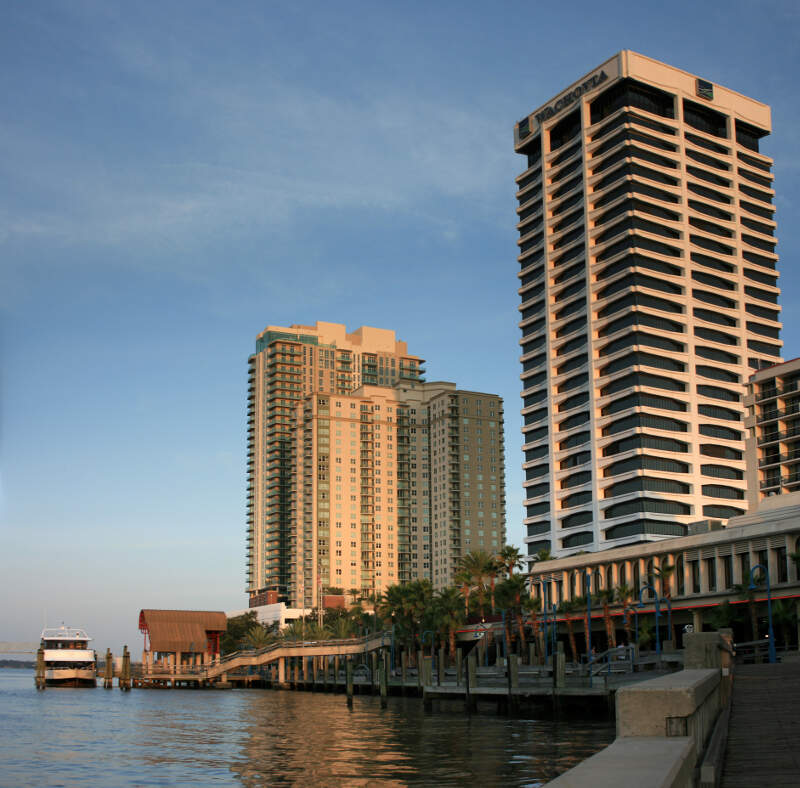 Jacksonville Riverplace Tower And The Peninsula Digon