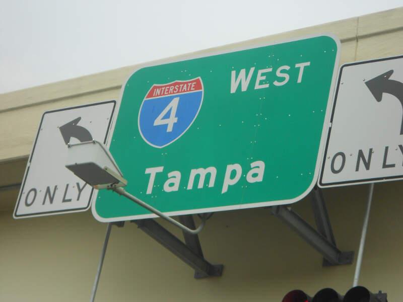 Lakelandc Florida   I  West To Tampa