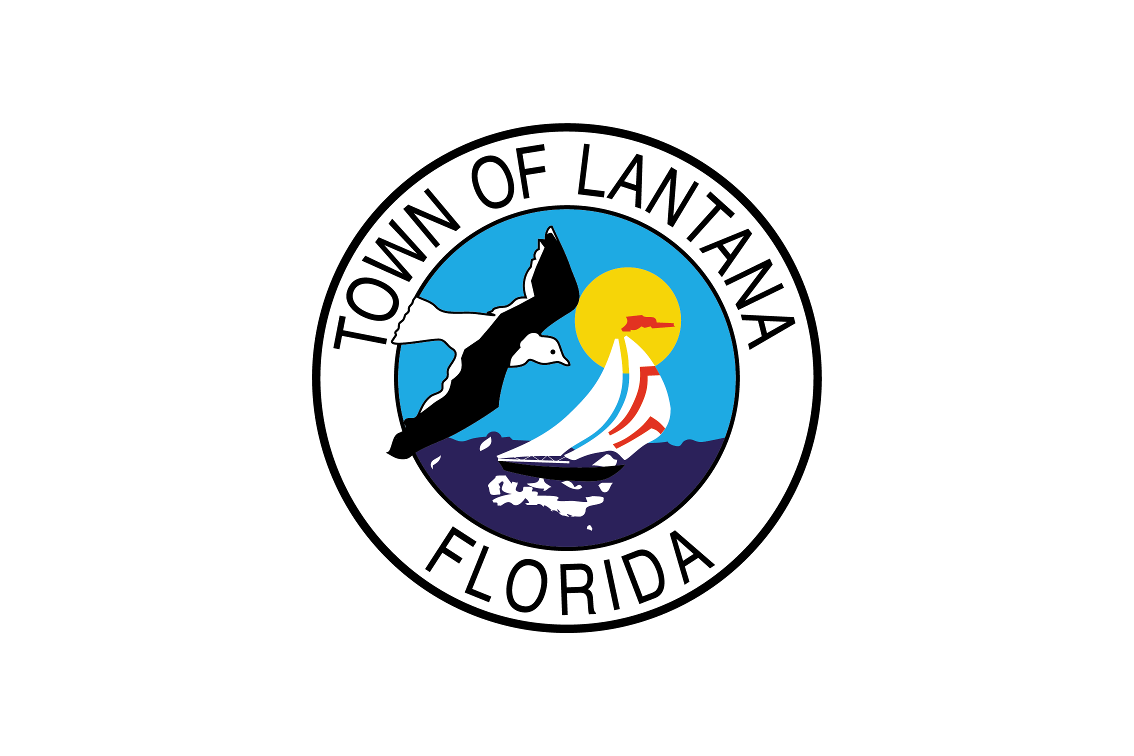 Flag Of Lantanac Florida
