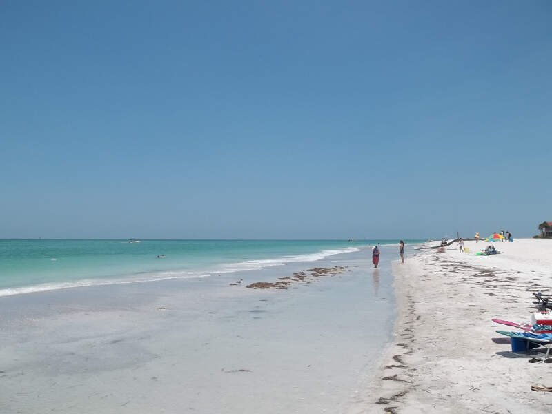 Longboat Key Fl Beach