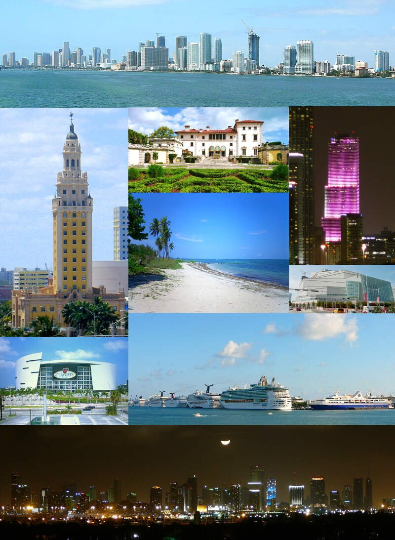 Miami Collage