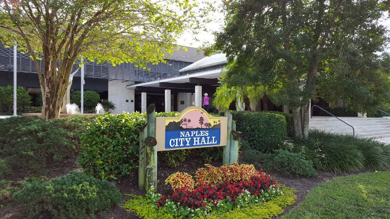 Naples Florida City Hall