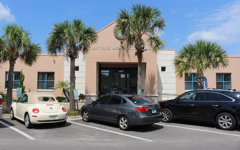 Neptune Beach City Hall