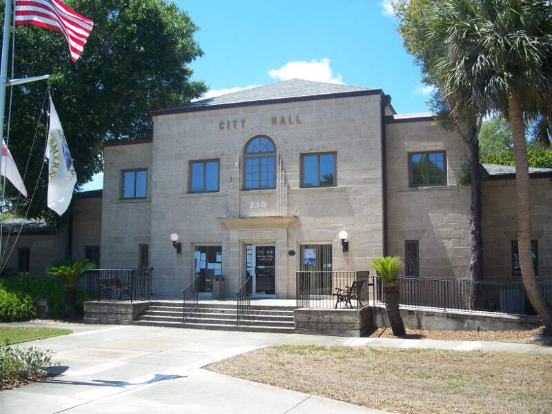 New Smyrna City Hall