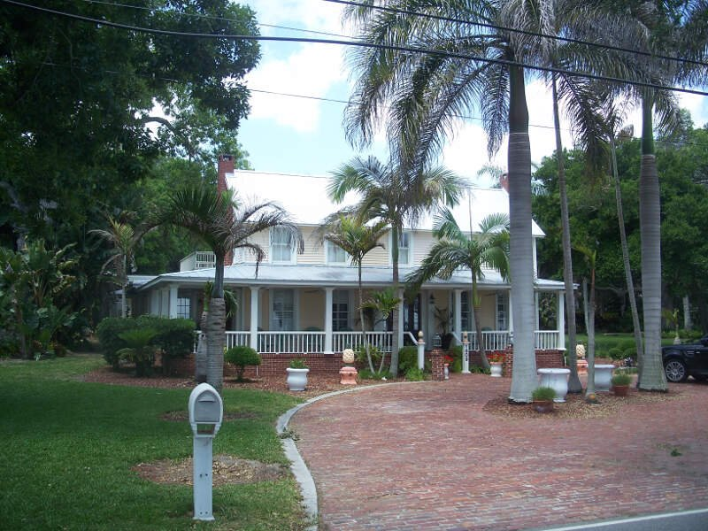 Rockledge Fl Magruder Whaley House