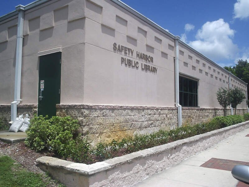 Safety Harbor Library Pmr