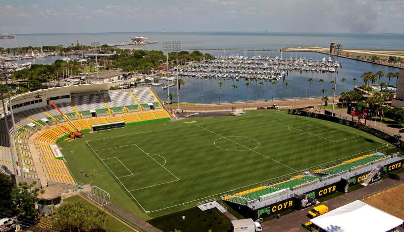 Rowdies Soccer Config