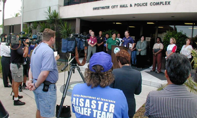 Fema   Photograph By Ty Harrington Taken On  In Florida