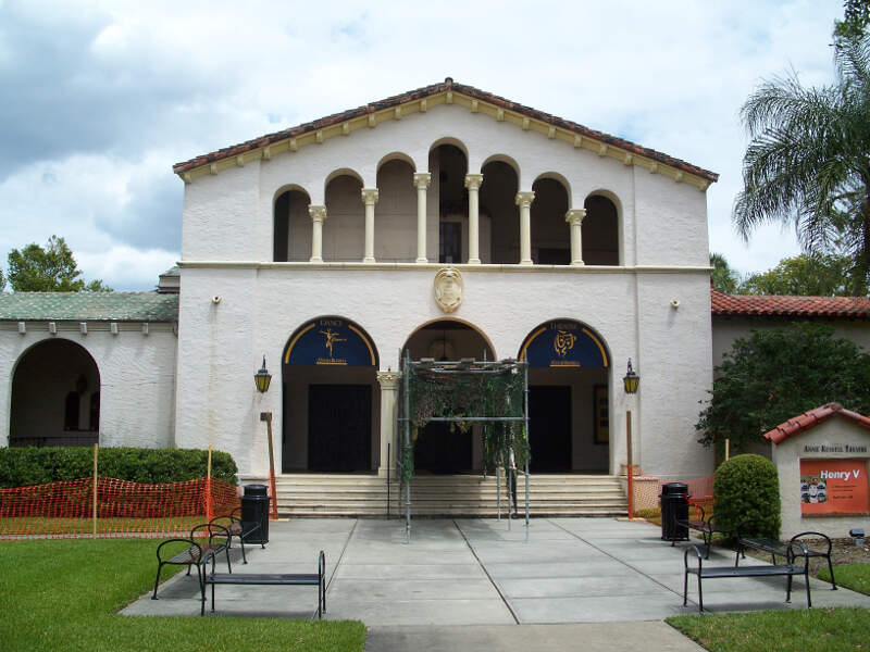 Rollins College Russell Theatre
