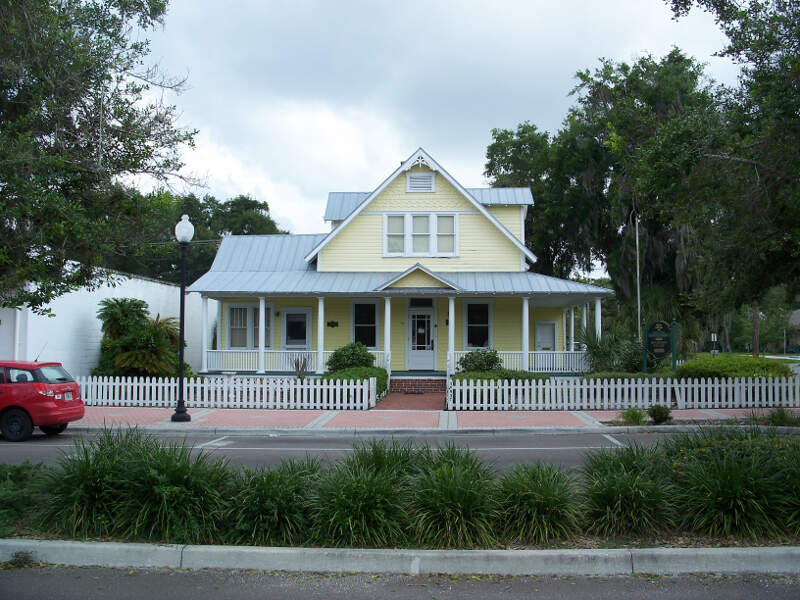 Jeffries House Zephyrhills