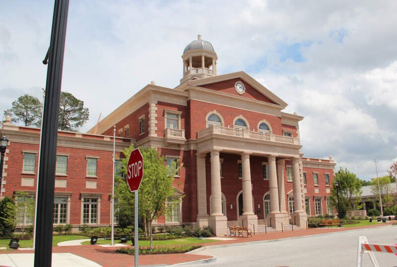 Alpharettac Georgia City Hall