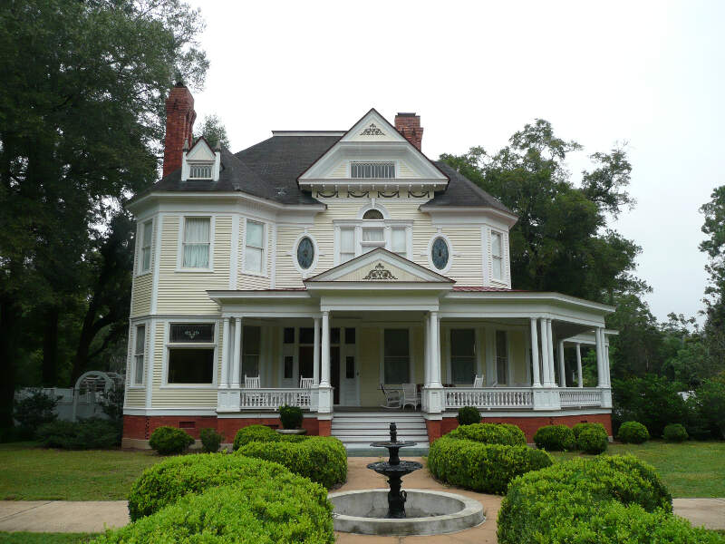 Historical Home Bainbridgec Ga