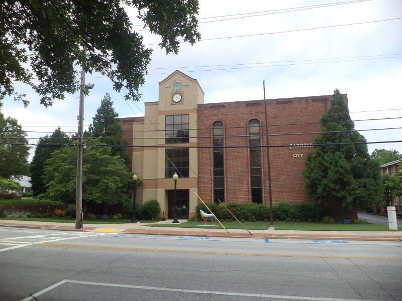 Carrollton City Hallc Georgia