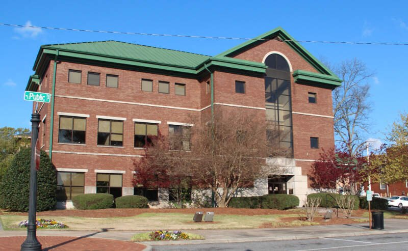 Cartersville Georgia City Hall