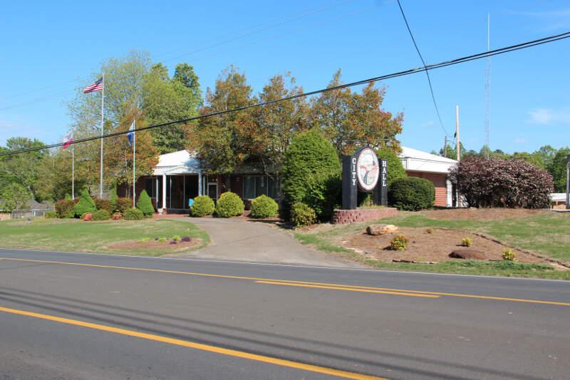 Jasper Georgia City Hall