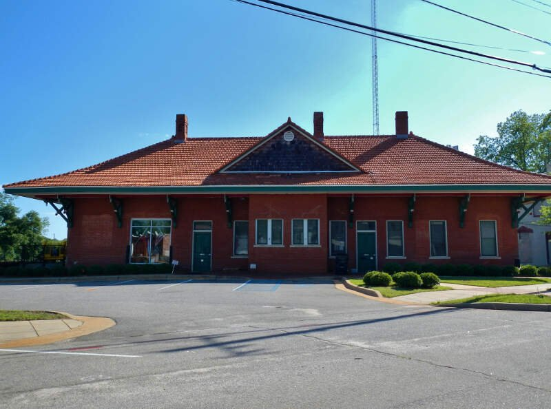 Richland Depot City Hall C