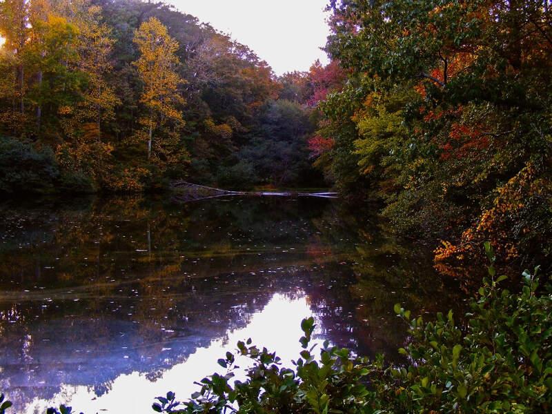 Chattahoochee National Parkc Atlanta