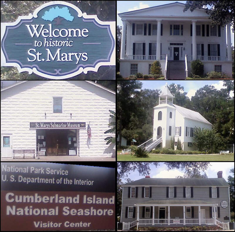 Living In St. Marys, GA