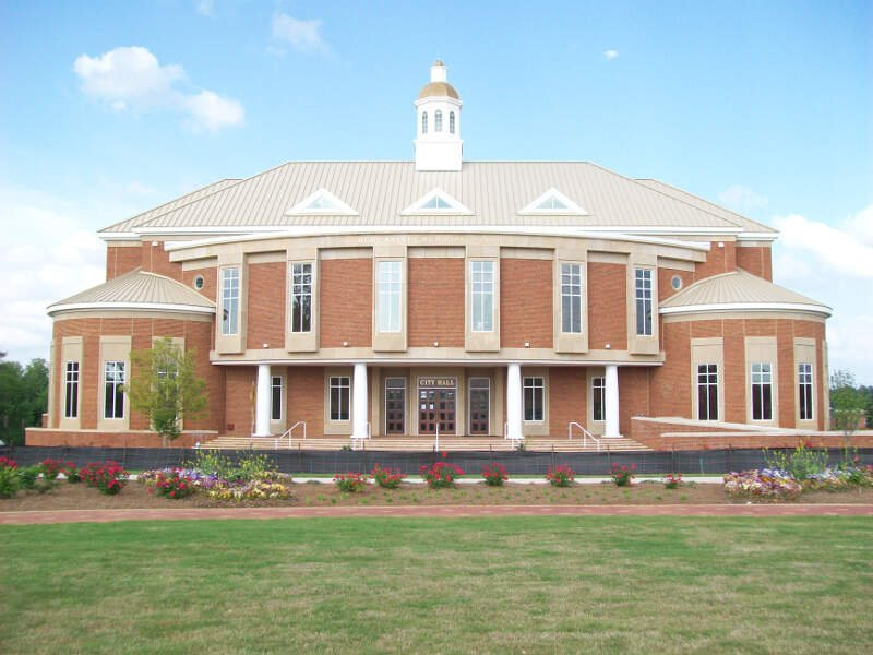 Stockbridgec Georgia City Hall