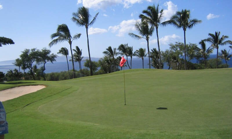Wailea Gold Golf Course