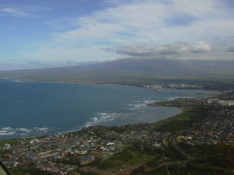 Starr   Aerial Photograph Of Hawaii