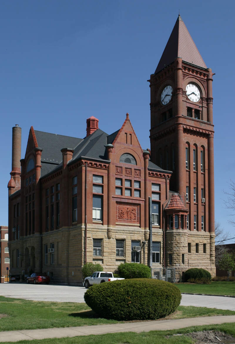 Jefferson Countyc Iowa Courthouse