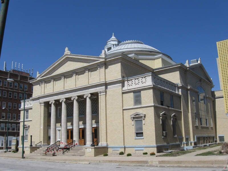 Methodist Episcopal Fort Dodge Iowa