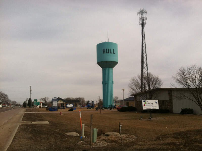 Living In Hull, IA