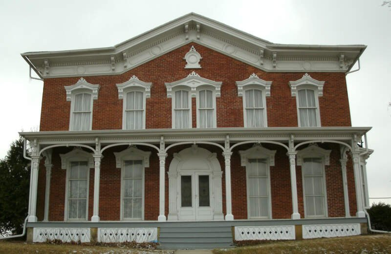 Snowden House Front Pic