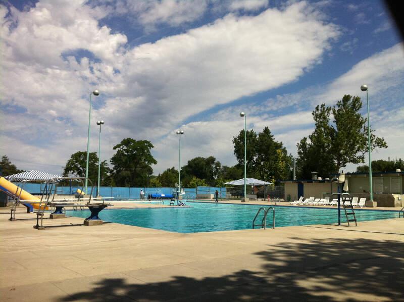 Caldwellc Idaho Public Pool