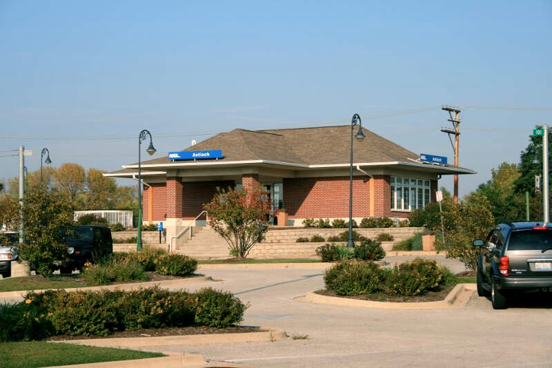 Antioch Train Station