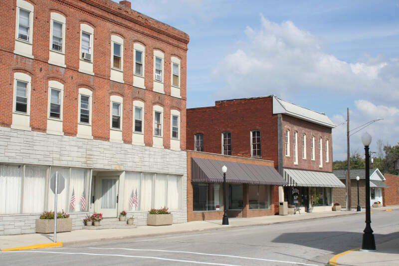 Downtown Bethalto