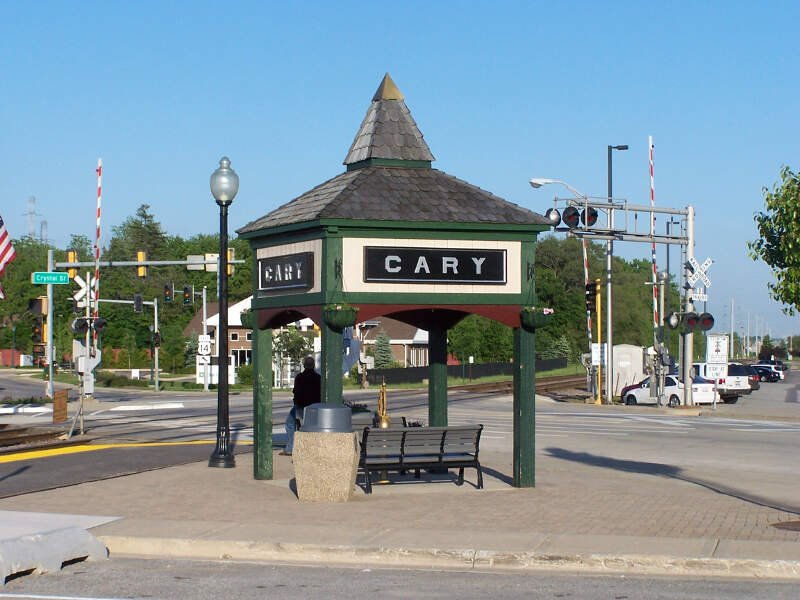 Cary Sign