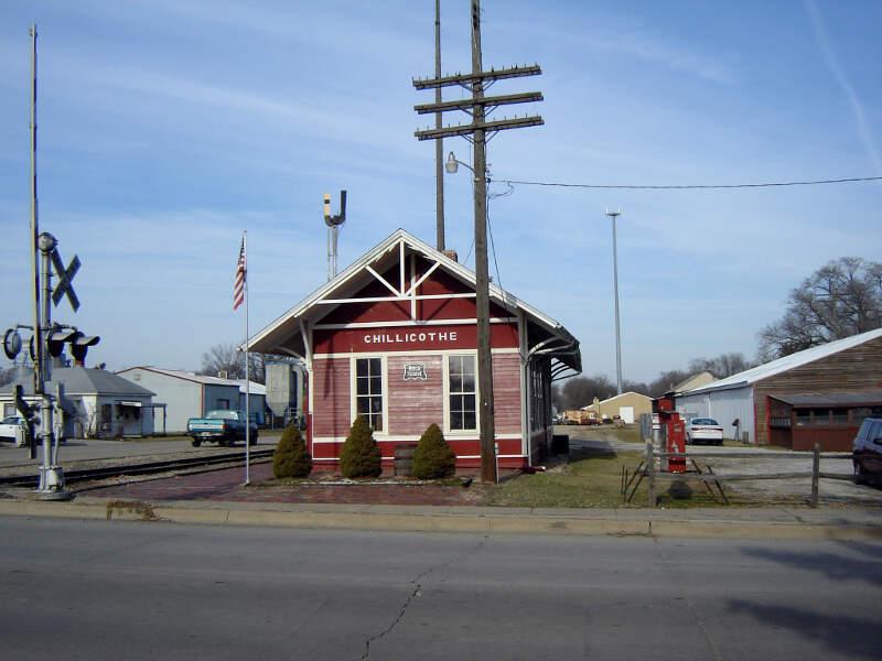 Chillicothe Railroad Station