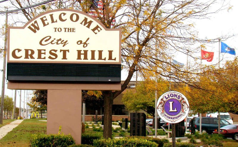 City Of Crest Hill   Fall