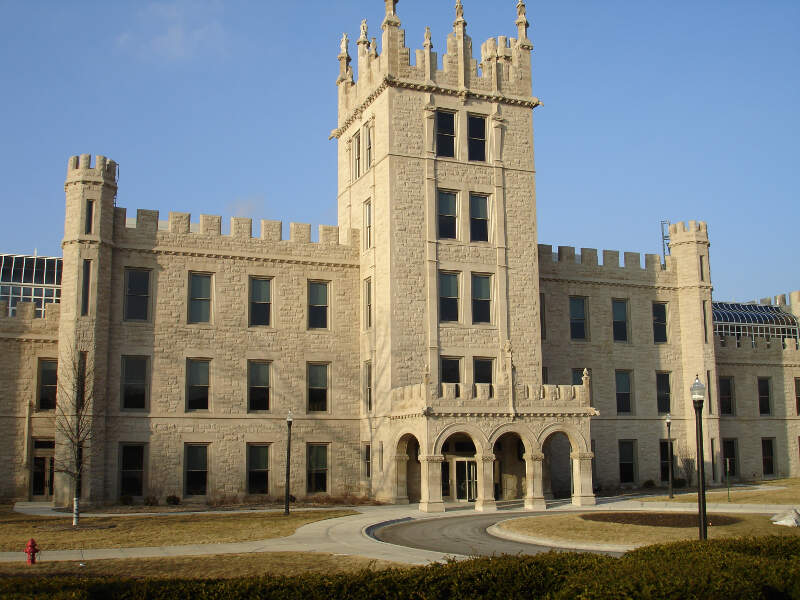 Altgeld Hall St Bldg On Campus Ever