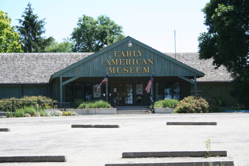 Early American Museum Lake Of The Woods Mahomet Illinois
