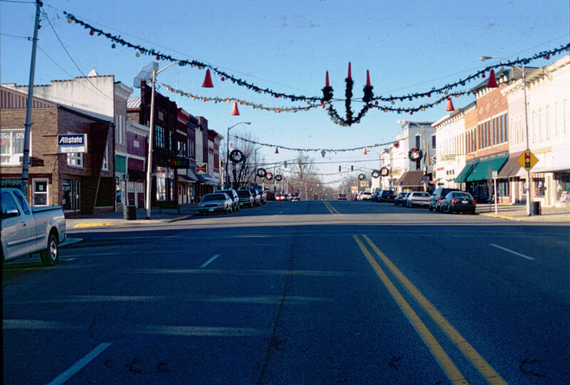 Downtown Marshall Il