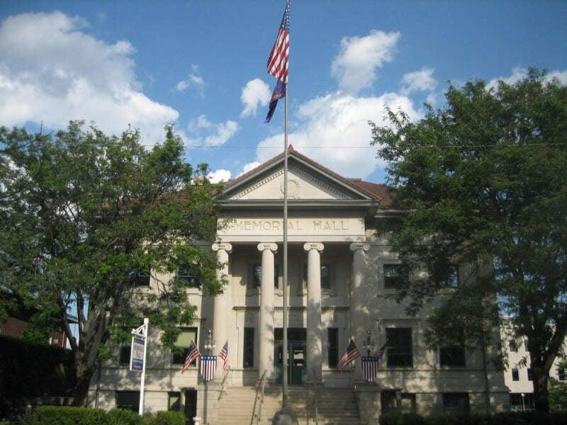 Rockford Il Memorial Hall