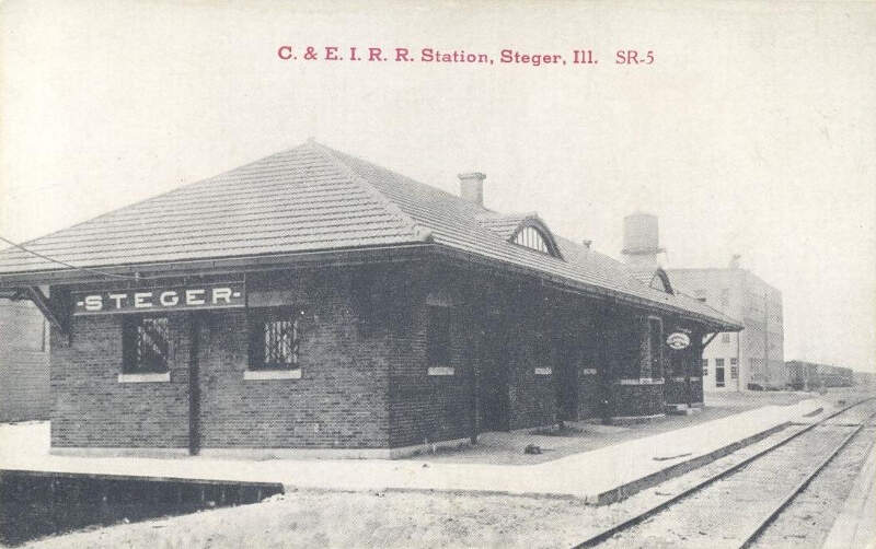 Chicago  Eastern Illinois Depot  C
