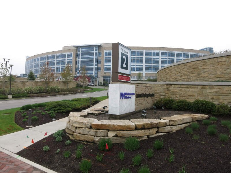 Winfield Il Central Dupage Hospital