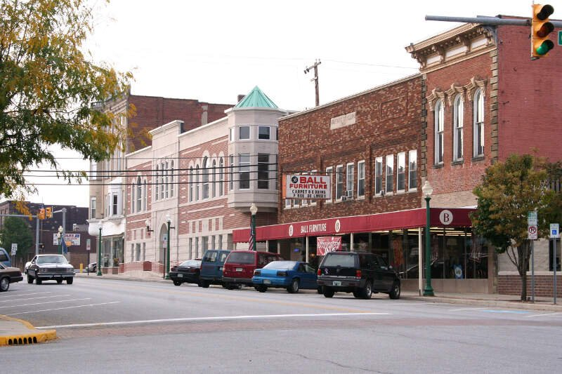 Columbia City, IN