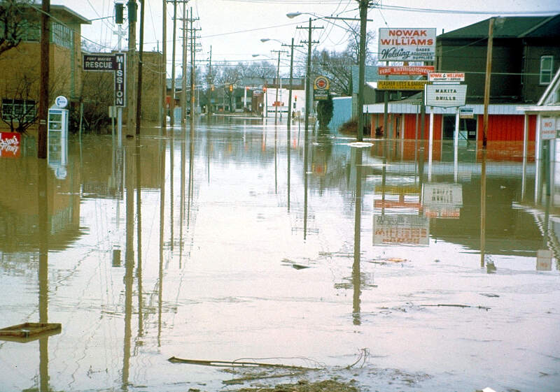 Fort Wayne Flood