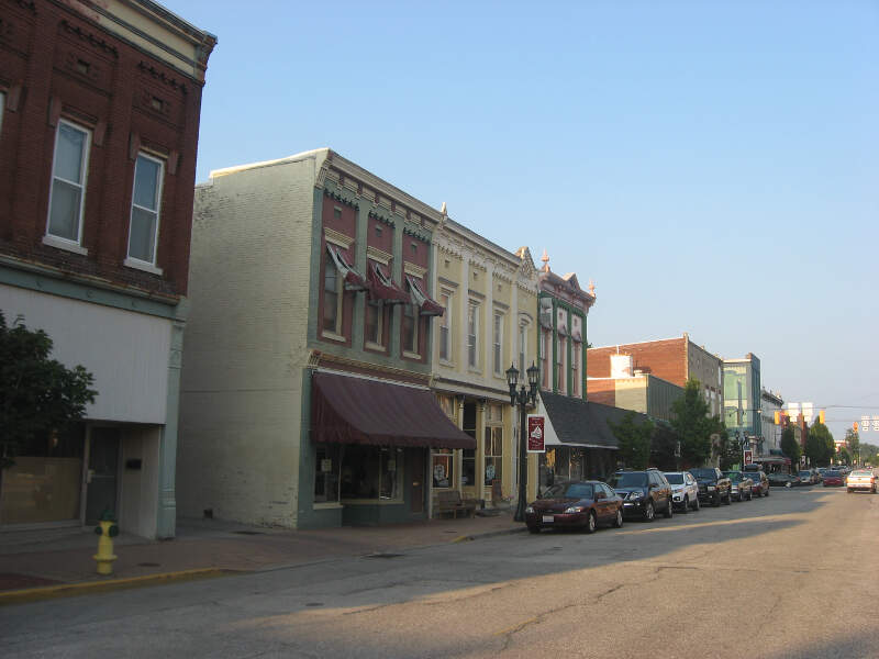 Huntingburg, IN
